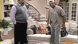 THE FRESH PRINCE OF BEL-AIR Season 4 Clip (Will's Father Leaves)