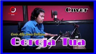 Download GEREJA TUA || Cipt. Benny Panjaitan || Cover by. AJS || Record Audio Keyboard YAMAHA Psr-S975