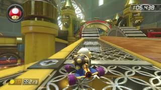 DS Tick-Tock Clock - 1:41.955 - Pamplemous (Mario Kart 8 World Record)
