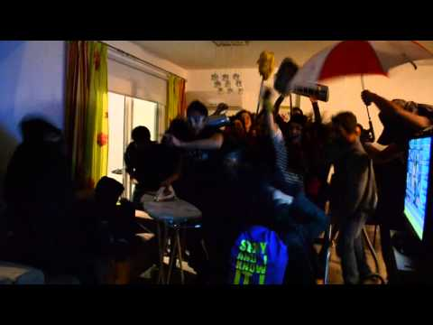 Harlem Shake je fieee - Cyprus ucy student apartment edition PPM10'