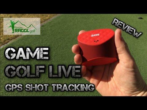 game golf live gps shot tracking system review youtube. Black Bedroom Furniture Sets. Home Design Ideas