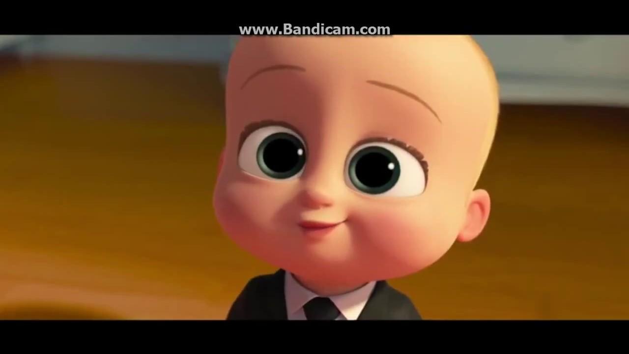 Boss Baby, cuplikan film lucu anak terbaru - YouTube