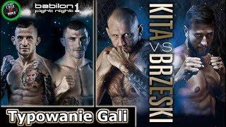 Babilon MMA 8 - Typowanie Gali !
