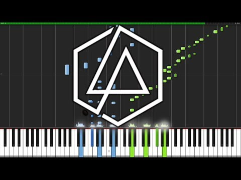 Numb - Linkin Park [Piano Tutorial] (Synthesia) // MrBromaba