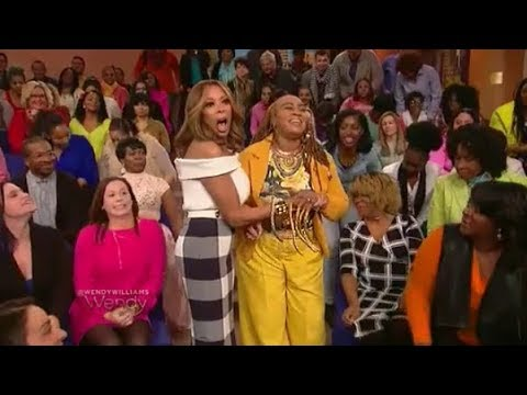 Wendy Williams - Funny + Shady moments (part 13)