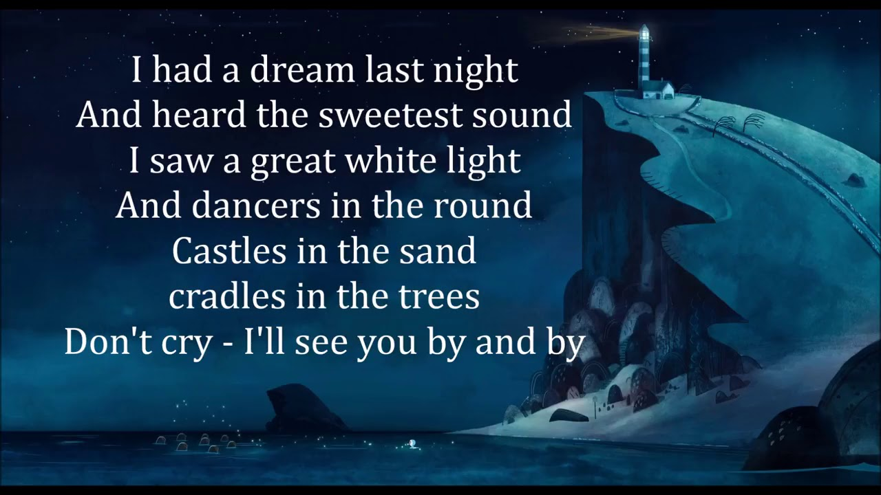 Download The most beautiful song Song of The Sea lullaby   lyrics