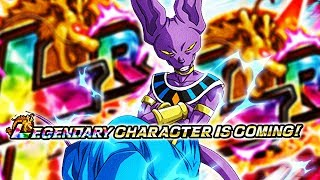 LR BEERUS FINALLY ON GLOBAL! DBZ DOKKAN BATTLE LR SUMMONS!