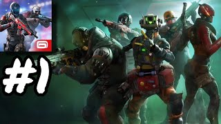 Modern Combat Versus: New Online Multiplayer FPS - Tutorial - Gameplay Walkthrough Part 1 screenshot 2