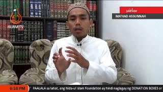 Kissa Sin Rasul Saw 15 Sheikh Jomar Naing Tausug
