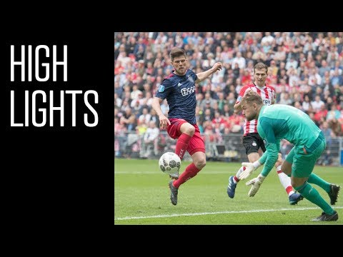 Highlights PSV - Ajax