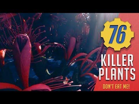 Carnivorous Plants - Most Dangerous Plants | Fallout 76 thumbnail