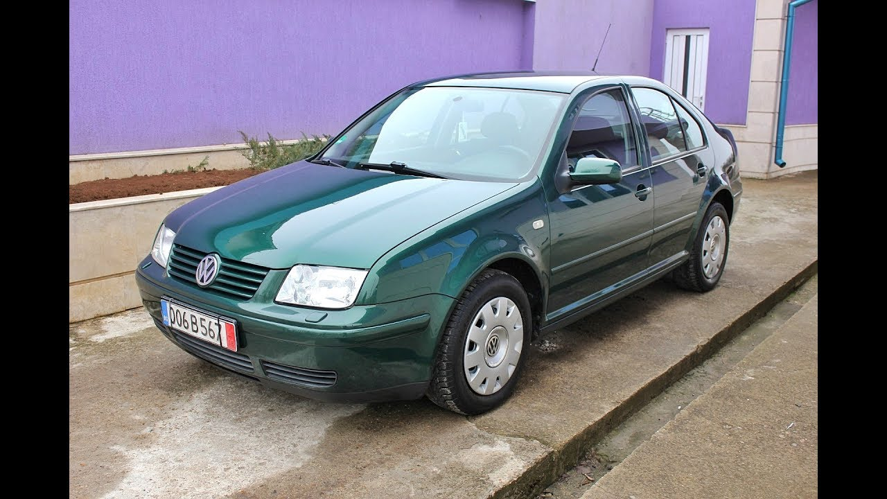 VW Bora EDITION 1.6 16V 105hp 2001