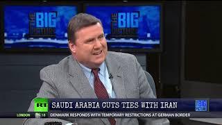 Saudi Arabia Vs  Iran    Here's Why