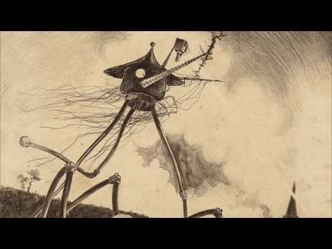 Concept Art By Alvim Corrêa For War Of The Worlds (1906)