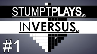 InVersus - #1 - Tile Flippers (4-Player Gameplay)