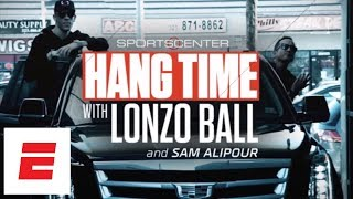 Lonzo Ball raps: Inside the studio with the Lakers star | Hang Time with Sam Alipour | ESPN