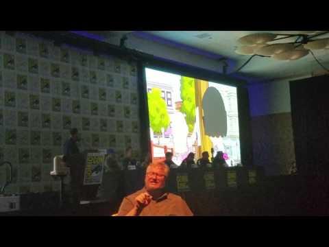 Bob's Burgers Panel SDCC 2017 Part 1