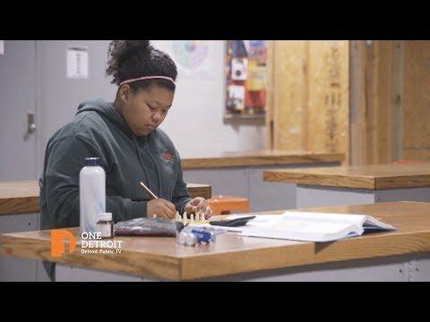 Randolph Career Technical Center | One Detroit Clip