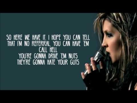 Lisa Marie Presley - Idiot (Lyrics)