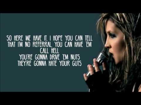 Lisa Marie Presley - Idiot (Lyrics)