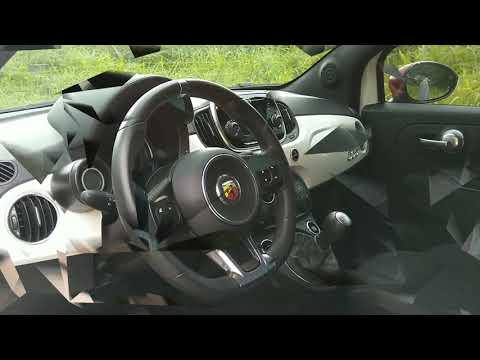 The Review featuring the 2019 Fiat Abarth