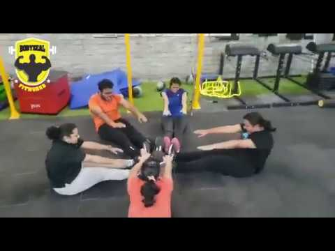 Group Fitness Activities - Bodyzeal Fitworks, Coimbatore | Crossfit Gym