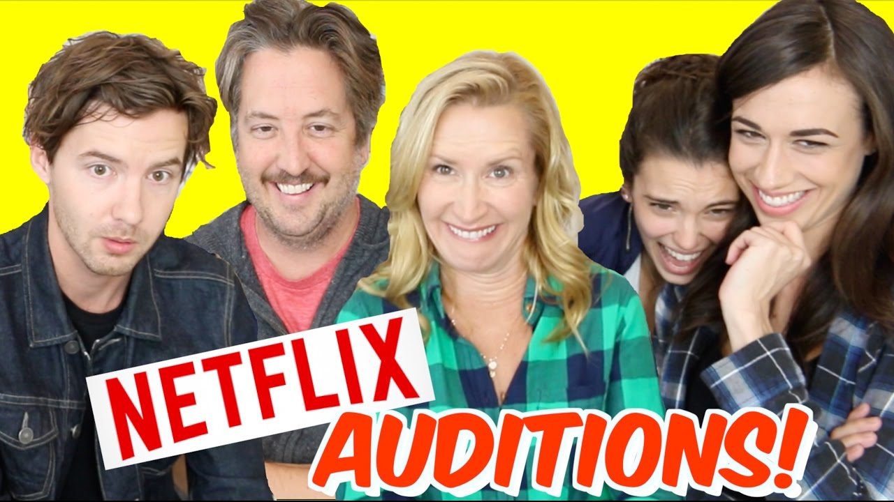 Download HATERS BACK OFF CAST AUDITIONS!