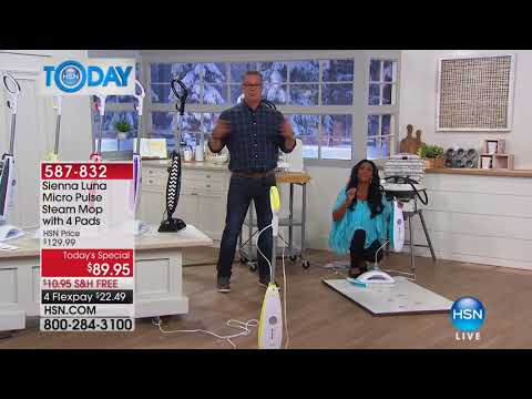 HSN | HSN Today: Home Solutions 01.31.2018 - 08 AM