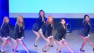 [4K직캠] 지걸즈(Z-Girls), 'Streets of Gold' 쇼케이스 무대(190808)