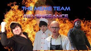 the meme team revengeance ft jontron idubbbztv filthy frank h3h3 maxmoefoe