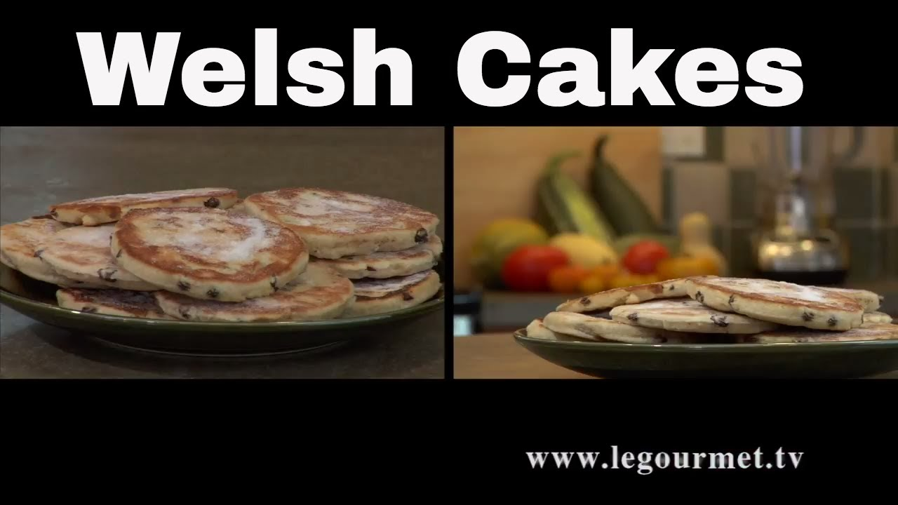 Welsh Miners Cake Recipe