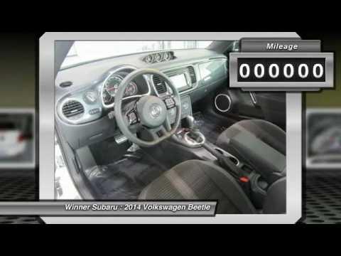 2014 Volkswagen Beetle Dover DE PV839