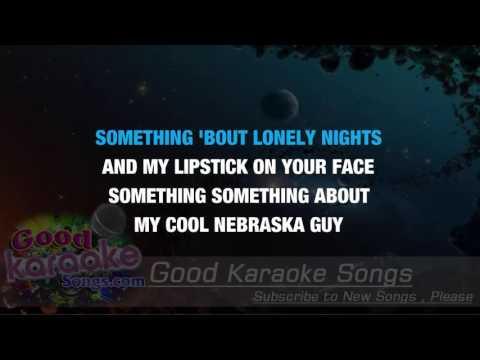 You and I  - Lady Gaga (Lyrics Karaoke) [ goodkaraokesongs.com ]