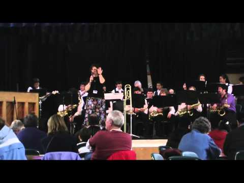 JAZZ BAND PERFORMANCE @ Totem Middle School Part III