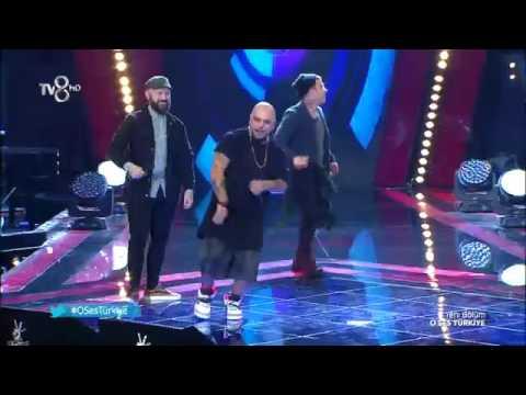 Athena & Tepki   For Real Ek Performans O Ses Türkiye