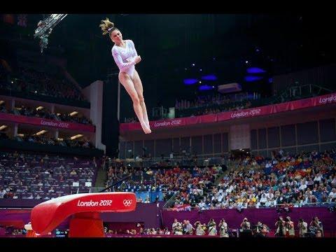 Vault gymnastics mckayla maroney London Mckayla Maroney usa 2012 London Olympics Event Finals Vault Youtube Mckayla Maroney usa 2012 London Olympics Event Finals Vault