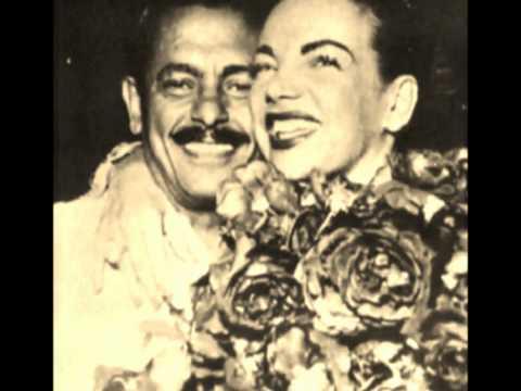 Carmen Miranda e Ary Barroso - EU DEI - Ary Barroso