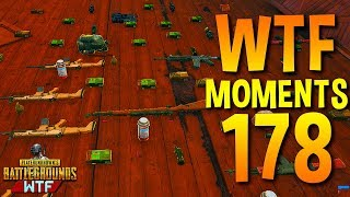 PUBG Funny WTF Moments Highlights Ep 178 (playerunknown's battlegrounds Plays)