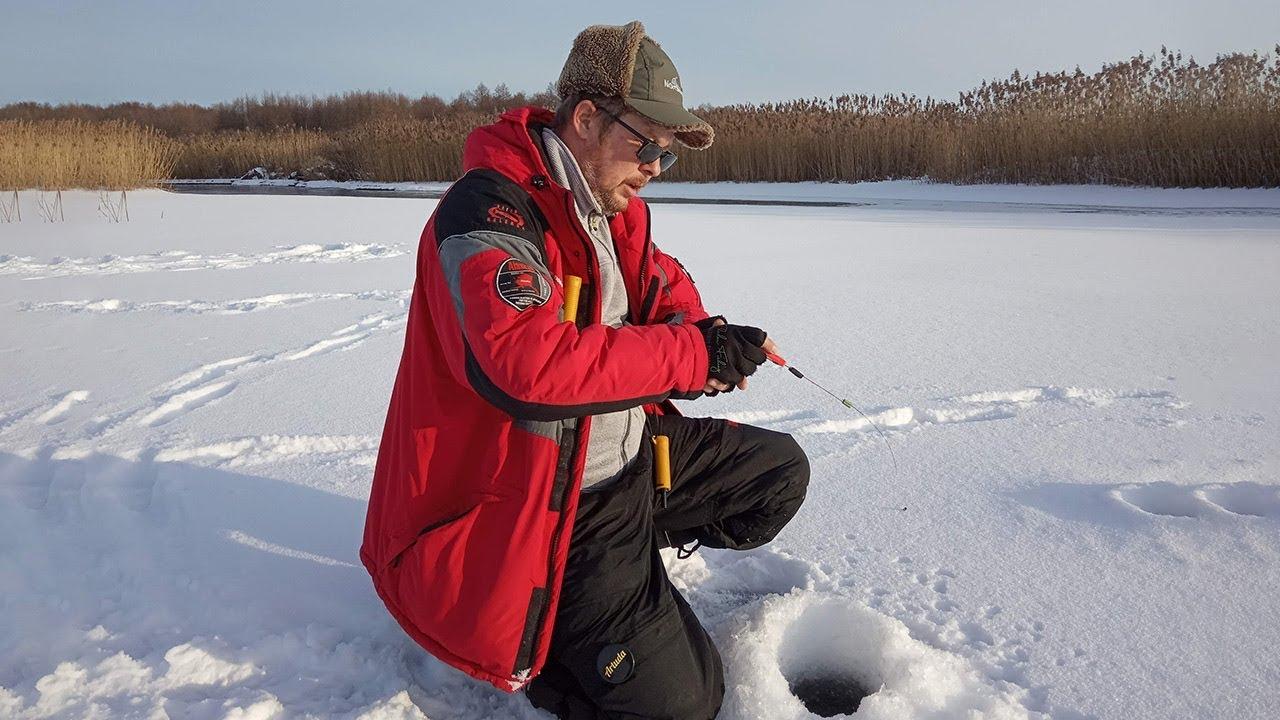 Рыбалка на малых реках в январе. Керженец и Урга, север и юг