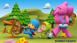 Pocoyo: Connect To Earth | EARTH HOUR 2018 🌎