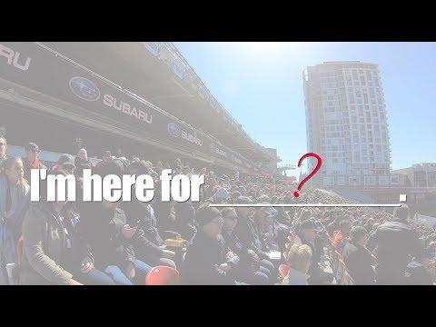 "New Ottawa Fury FC Fan Initiative! ""I'm Here For...?"""
