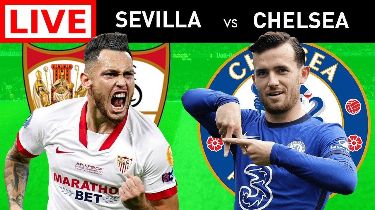 Sevilla vs. Chelsea Live Stream: Watch Champions League Online ...
