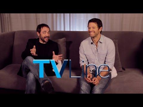 """Supernatural"" Season 10 Preview at Comic-Con 2014 - TVLine"
