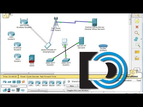 Cisco CCNA 1 Introduction to Networking