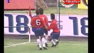 Chile en las eliminatorias para Francia 1998