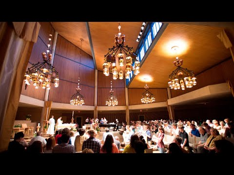 Rosary and Funeral Mass for Sr. Mary Brian Bole, SSND