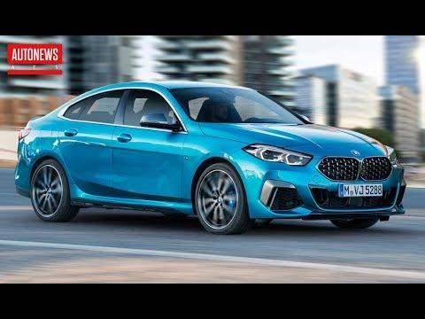 BMW 2 Series Gran Coupe: новое переднеприводное купе!