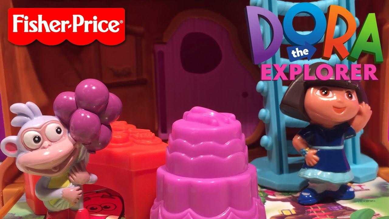 dora udforskeren legetøj