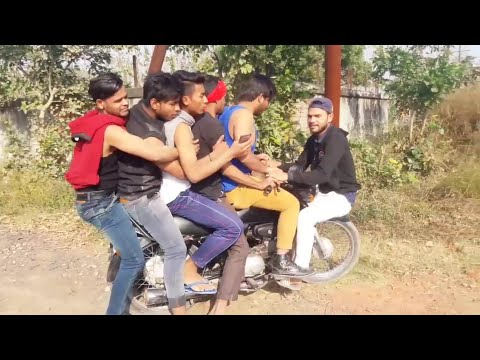 Delhi Boys Vs Up Boys Jaat Vs Gujjar Funny Video | AFLATOON421 |