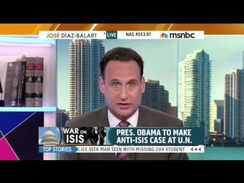 HuffPost's Sophia Jones on MSNBCs Jose Diaz-Balart
